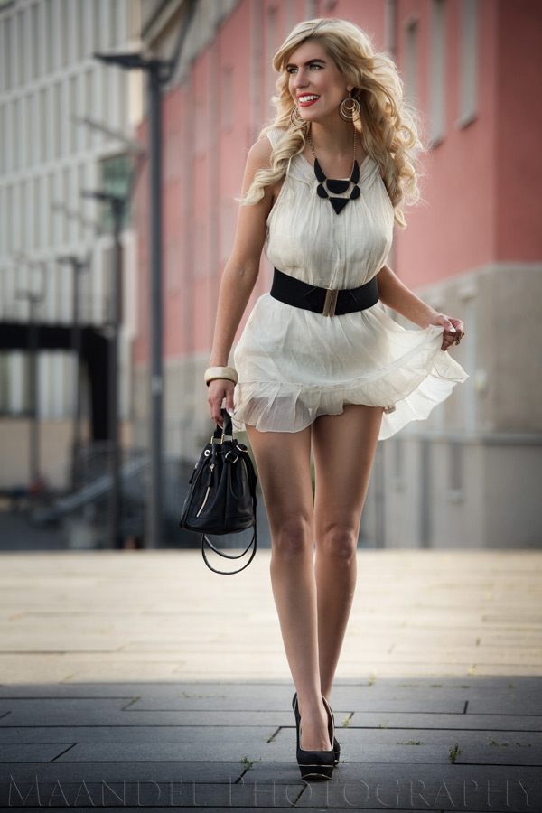 Fashion catwalk 2017 - Bodyliciouz Girl Tanja Brockmann